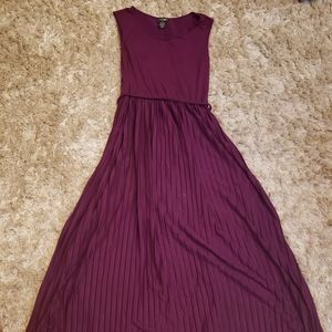 Lord+Taylor pleated dress